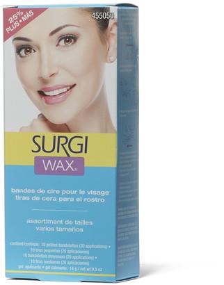 Surgi-Wax Assorted Honey Wax Strips