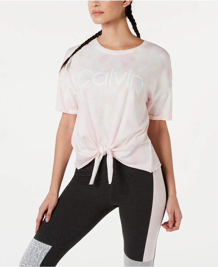 dafe24fe891 Calvin Klein Tie Dye - ShopStyle