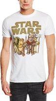 Star Wars Ewok Tee T Shirt T-Shirt Merchandise Merch