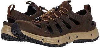 Merrell Hydrotrekker Leather Sieve (Seal Brown) Men's Shoes