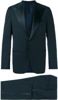 Kiton single breasted suit - men - Cupro/Mohair/Wool - 48
