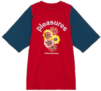 Pleasures Destruction Heavy Knit Tee