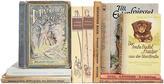 One Kings Lane Vintage Children's German Bookstack, Set of 10