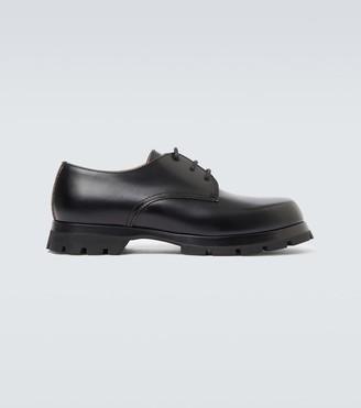 Jil Sander Thick sole Derby shoes