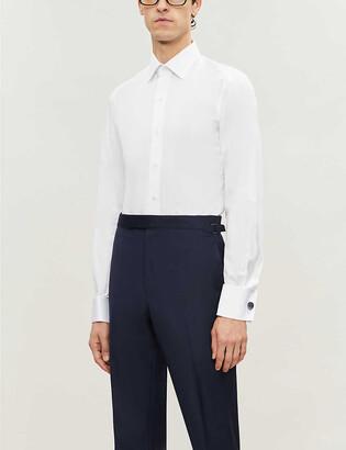 Tom Ford Regular-fit cotton shirt