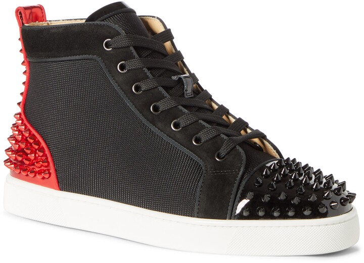 more photos b5910 8f441 AC Lou Spikes 2 High Top Sneaker