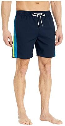 Speedo Redondo Sport Volley 18 (Blue/Yellow) Men's Swimwear
