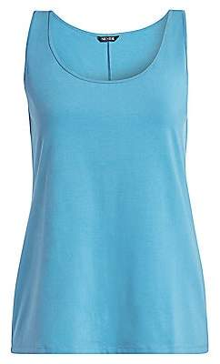 NIC + ZOE, Plus Size NIC + ZOE, Plus Size Women's Perfect Scoop Tank