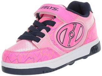Heelys Girl's Plus X2 Wheeled Heel Shoe
