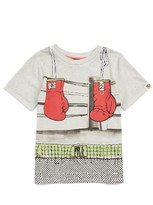 Andy & Evan Toddler Boy's Boxing T-Shirt