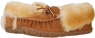L.L. Bean L.L.Bean Wicked Good Moccasins (Brown) Women's Shoes