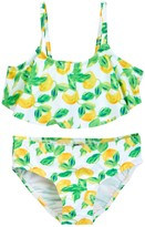 KensieGirl Lemon Bandeau Bikini (Little Girls)
