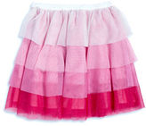 Kate Spade Girls 2-6x Tiered Tulle Skirt