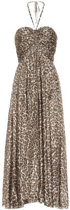Zimmermann Suraya printed silk maxi dress