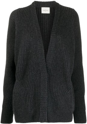 Le Kasha Ecosse cashmere cardigan