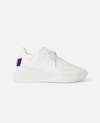 Stella McCartney loop lace-up sneakers