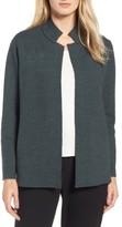 Eileen Fisher Women's Merino Wool Blend Jacket