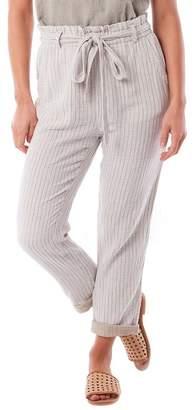 rhythm Tahiti Stripe Cotton Blend Pants