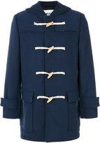 MSGM classic duffle coat - men - Polyamide/Viscose/Virgin Wool - 50