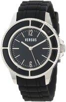 Versus By Versace Women's AL13LBQ809A009 Tokyo Dial Rubber Watch