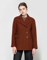 Apiece Apart Short Pea Coat