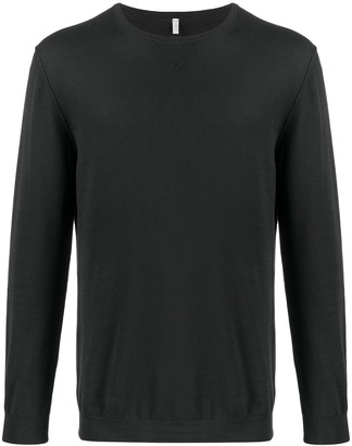 Cenere Gb Long-Sleeve Fitted Jumper
