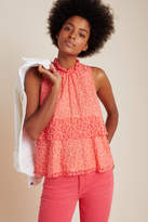 Sunday In Brooklyn Floras Embroidered Top