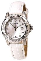 Wenger Women's 60364 Sport Gift Set Alpine Crystal Interchangeable Strap Watch