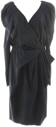 Lanvin Navy Dress for Women