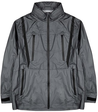 White Mountaineering Grey GORE-TEX shell jacket