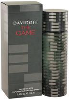 Davidoff The Game by Eau De Toilette Spray for Men (3.4 oz)