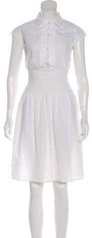 Prada Lace Mini Dress