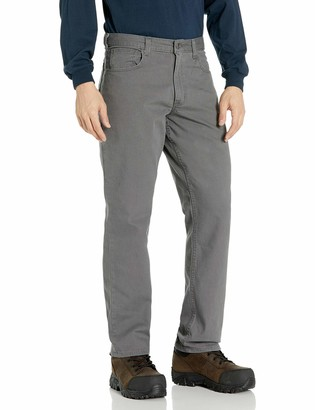 Carhartt Men's Rigby Five Pocket Pant Trousers