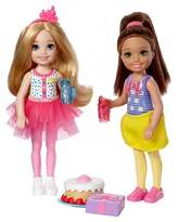 Barbie Club Chelsea Slumber Party Dolls 2pk