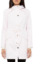 Ted Baker Hooded Drawstring Jacket