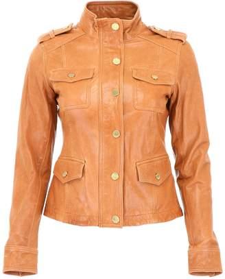 MICHAEL Michael Kors Buttoned-Up Jacket