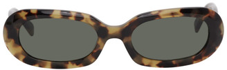 Perks And Mini Tortoiseshell POMS Edition Retta Sunglasses