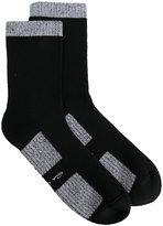 Rick Owens contrast trim ankle socks