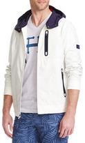 Tommy Hilfiger Kalinago Waxed Windbreaker Jacket