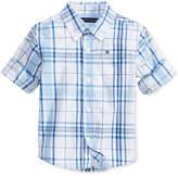 Tommy Hilfiger Baby Boys' Ethan Plaid Shirt