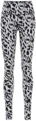 Varley Duncan printed leggings