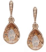 Givenchy Golden Shadow Drop Statement Earrings