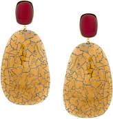 Etoile Isabel Marant stone drop earrings