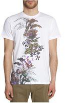 Etro Round Collar T-shirt