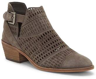 Vince Camuto Women's Casual boots SHADY - Shady Gray Paavani Suede Ankle Boot - Women