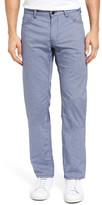 HUGO BOSS Maine Twill Five-Pocket Straight Leg Pants