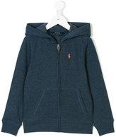 Ralph Lauren zipped hoodie