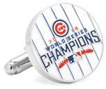 Cufflinks Chicago Cubs 2016 World Series Champions Cuff Links