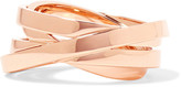 Repossi Technical Berbère 18-karat Rose Gold Ring - 56