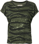 Current/Elliott camouflage T-shirt
